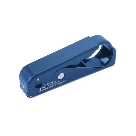 RG6/RG59 Coax Cable Stripper