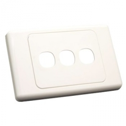 Triple Gang Wall Plate