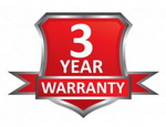 Bosch 3 year warranty