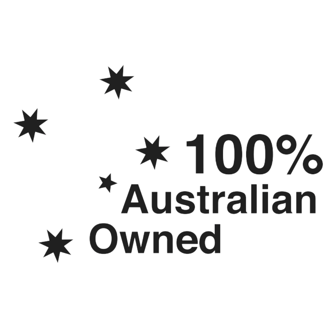 100% Aussie Owned