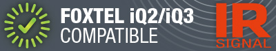 Foxtel compatable IR